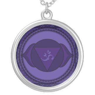 Ajna or third eye chakra Necklace