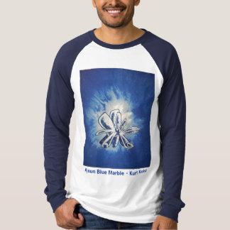 Ajoun Blue Marble T-Shirt