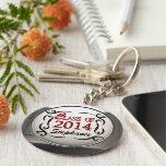 Ajoutez la classe nommée de 2014 dans le porte - c porte-clef