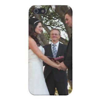 Ajoutez la photo ? Coque iphone du jour du mariage Coque iPhone 5