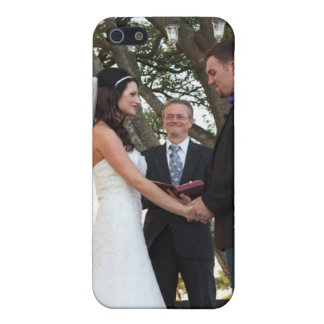 Ajoutez la photo ? Coque iphone du jour du mariage Étui iPhone 5