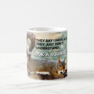 AJOUTEZ la photo d'écureuil Tasse