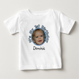 Ajoutez la photo et appelez le ęr T-shirt