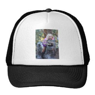Ajoutez votre propre photo téléchargée au téléchar casquette
