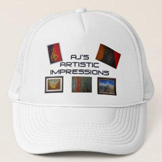 AJ's Artistic Impressions Trucker Hat