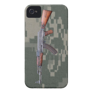 AK47 Army Camo iPhone 4/4S Case
