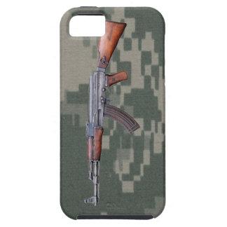 AK47 Army Camo iPhone 5 Case