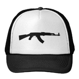 Ak47 Gun Trucker Hat