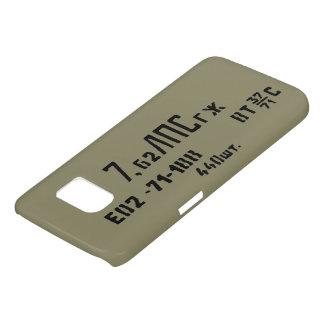 AK-47 7.62x39 Ammo Spam Can Samsung Galaxy S7 Case