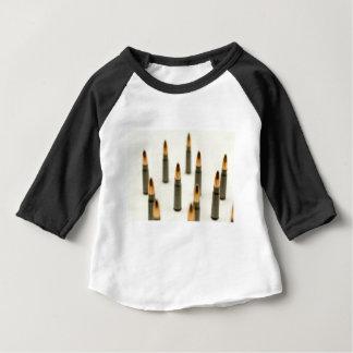 AK-47 Ammo Bullet AK47 Cartridge 7.62x39 Baby T-Shirt