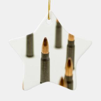 AK-47 Ammo Bullet AK47 Cartridge 7.62x39 Ceramic Ornament
