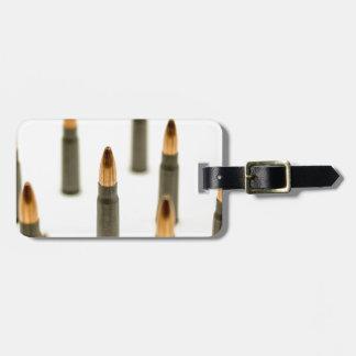 AK-47 Ammo Bullet AK47 Cartridge 7.62x39 Luggage Tag