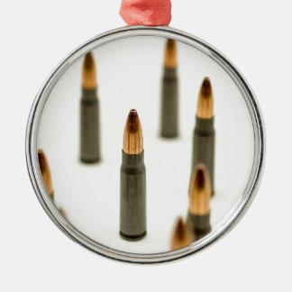 AK-47 Ammo Bullet AK47 Cartridge 7.62x39 Metal Ornament