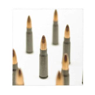 AK-47 Ammo Bullet AK47 Cartridge 7.62x39 Notepad