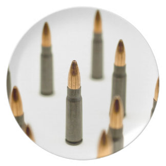 AK-47 Ammo Bullet AK47 Cartridge 7.62x39 Plate