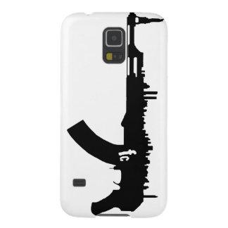 AK 47 NY Skyline Case For Galaxy S5