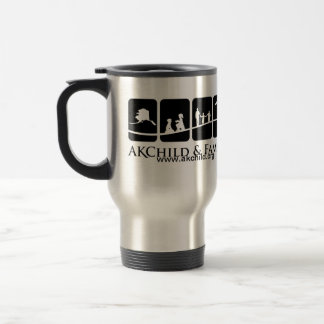 AK Child & Family Travel Mug