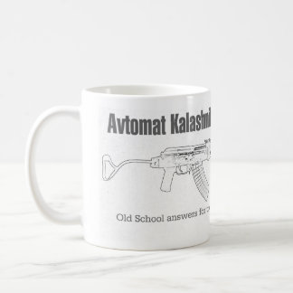 AK Old School Coffee Mug