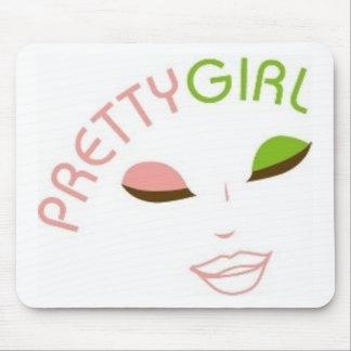 AKA Pretty Girl Mouse Pad