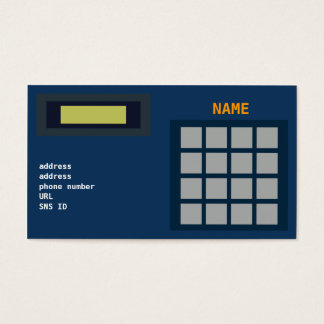AKAI MPC 2000XL Business card