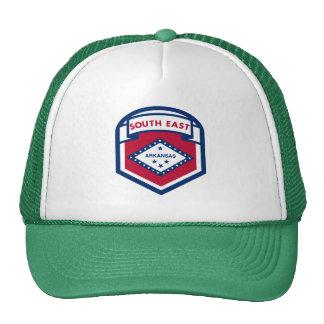 AKANASAS  FLAG zazzle Trucker Hat