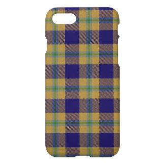 Akermoor Loch Plaid Tartan iPhone 7 Case