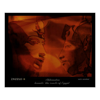 Akhenaton haunts the sands... poster
