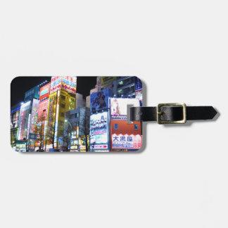 Akihabara (Electric City) in Tokyo, Japan Bag Tag