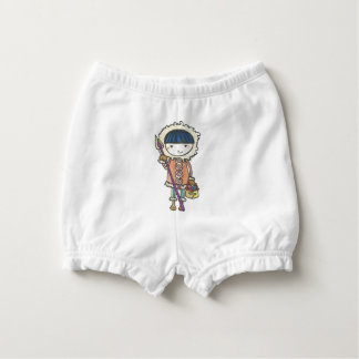 Akiou small the Inuit Diaper Cover