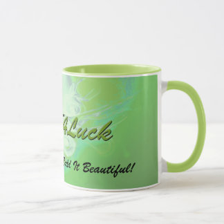 aKiss4Luck Mug