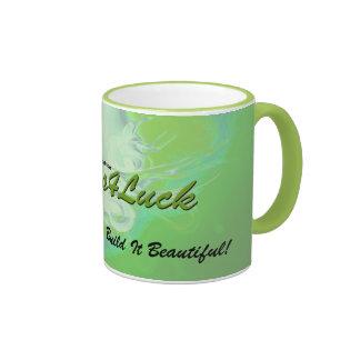 aKiss4Luck Mug