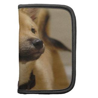 Akita Dog Wallet Folio Folio Planner