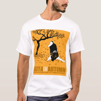 Akita in Autumn T-Shirt