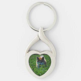 akita-in field keychain