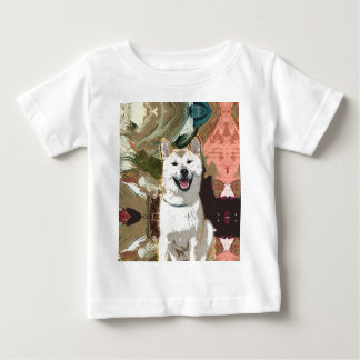 Akita Inu Dog Baby T-Shirt