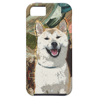 Akita Inu Dog Case For The iPhone 5