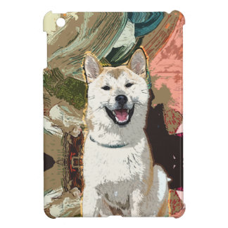 Akita Inu Dog Cover For The iPad Mini
