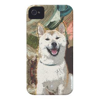 Akita Inu Dog iPhone 4 Case