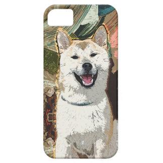 Akita Inu Dog iPhone 5 Case