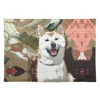 Akita Inu Dog Placemat