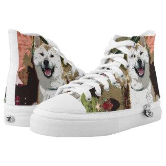 Akita Inu Sneakers