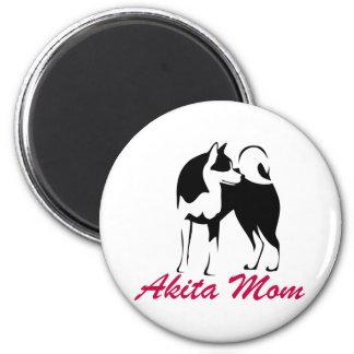 Akita Mom Magnet