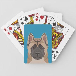 Akita Playing Cards