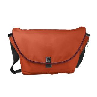 Akita ~ Tan Leaves Motiff Courier Bags