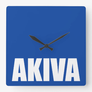 Akiva Clocks