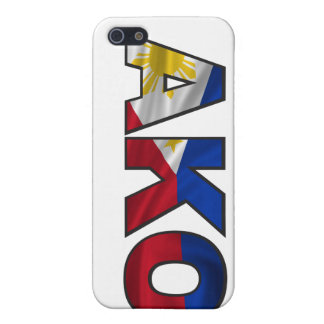 AKO -Philippines Flag Case For iPhone 5/5S