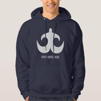 AKOKO NAN | symbol of nurturing and discipline Hoodie