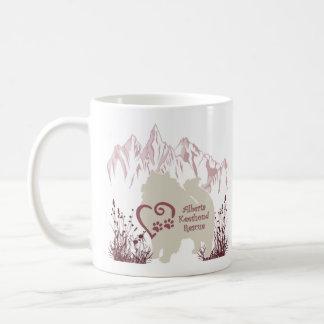 AKR Logo - Rose - Coffee & Kees Fur Coffee Mug