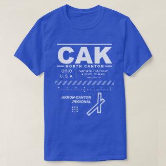 Akron-Canton Airport CAK Tee Shirt