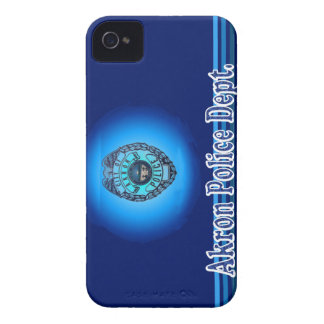 Akron Ohio Police Blackberry Case. iPhone 4 Covers